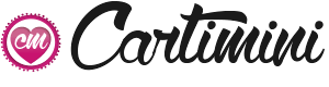 Logo jolie carte avec cartimini.com