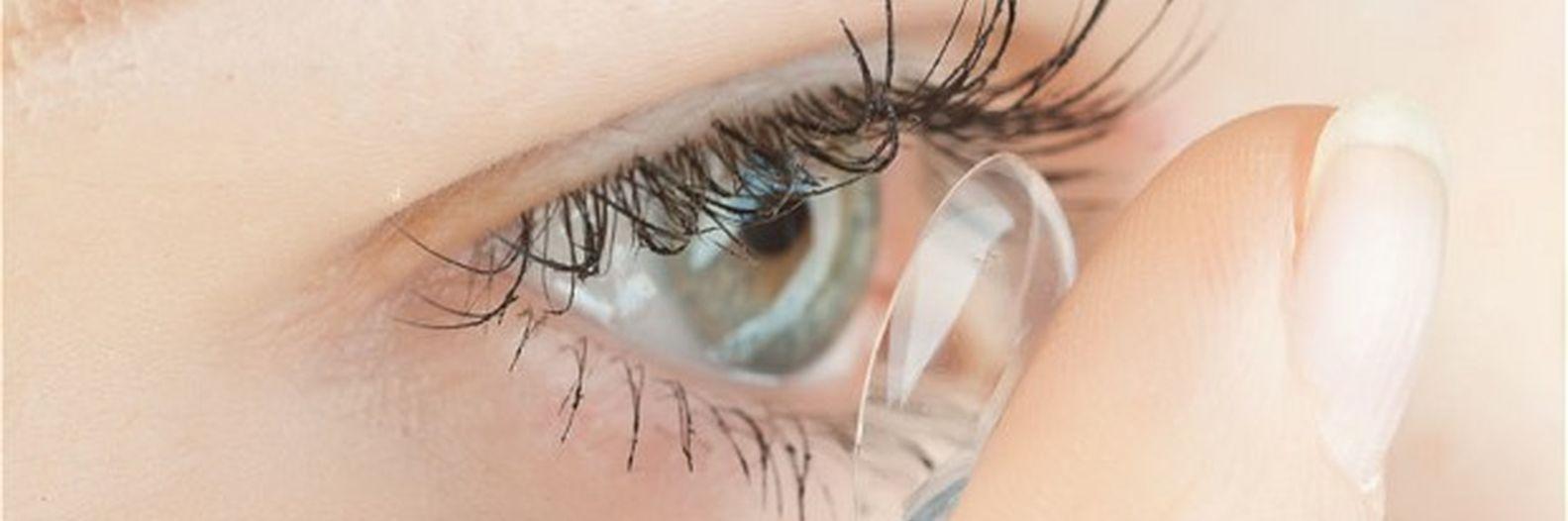 Les intérêts d'avoir une lentille de contact