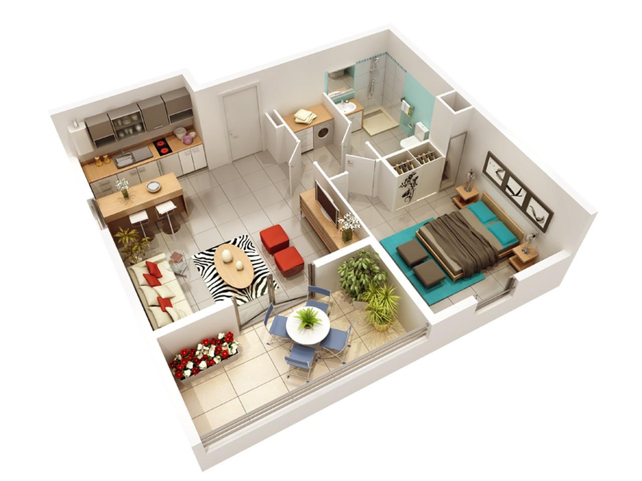 tout savoir sur un programme immobilier neuf sete. Black Bedroom Furniture Sets. Home Design Ideas