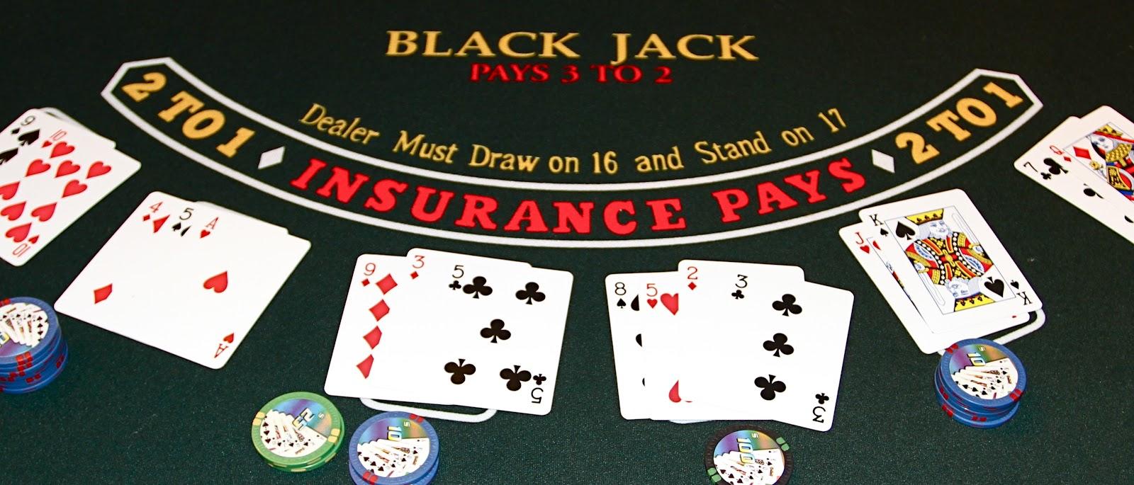 Blackjack : revivre l'ambiance du casino