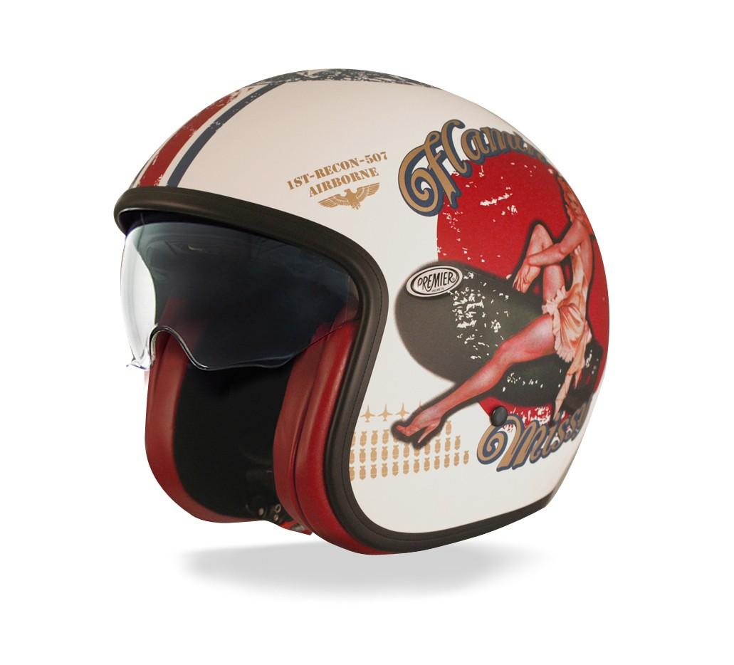 Ce qu'il faut savoir sur les casques de moto vintage
